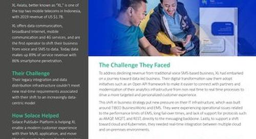 Customer Success Story: XL Axiata