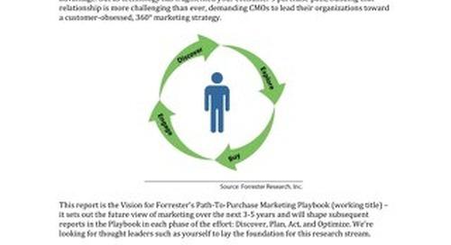 Vision Premise Example - Forrester