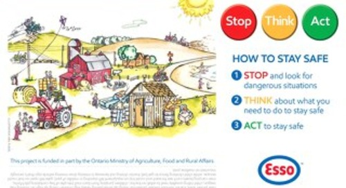 Farm Safety: Can you spot all the hazards?