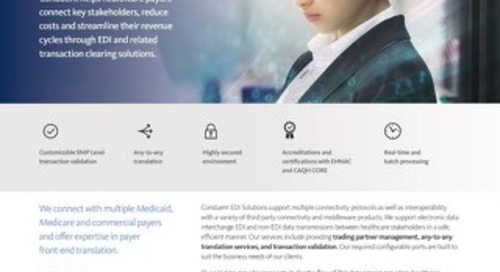 Electronic Data Interchange Services