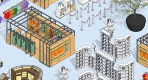 SketchUp for Fashion Retail