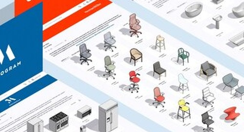 SketchUp 3D Warehouse for Building Product Manufacturers