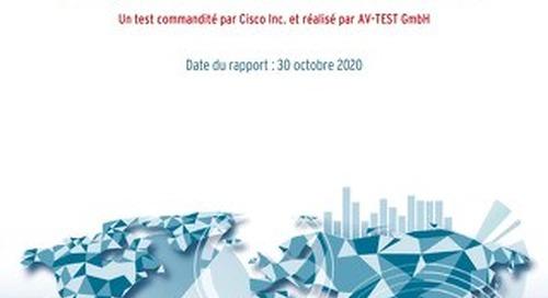 AV-TEST évalue l'efficacité de la sécurité de la couche DNS et des passerelles web sécurisées