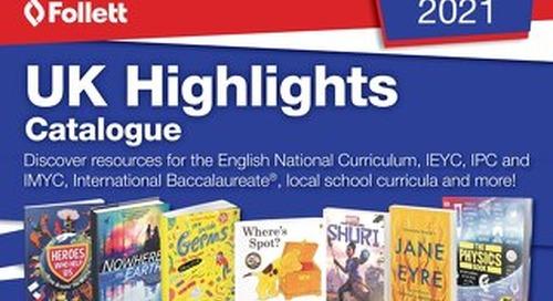 UK Highlights Catalogue 2021