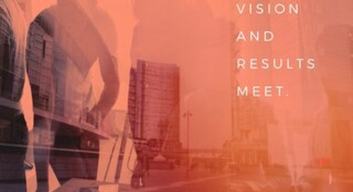 The Crisp Experience: Where Vision and Results Meet