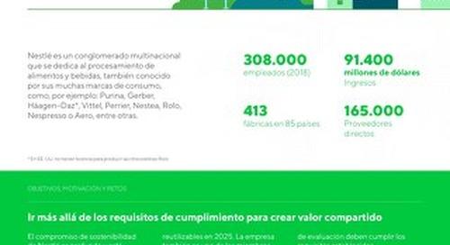 Nestlé aporta valor compartido para los accionistas y demás partes interesadas: un estudio de caso