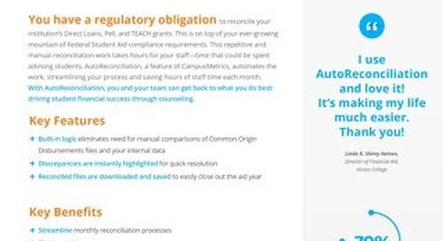 AutoReconciliation_ProductBrief