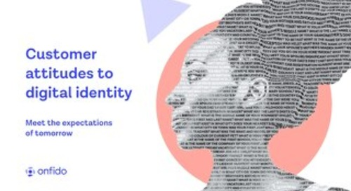 Customer Attitudes to Digital Identity
