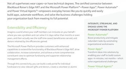 RENXT Microsoft Power Platform Connector