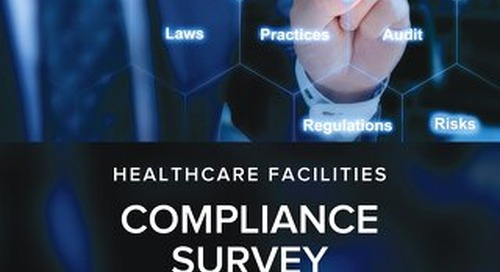 Healthcare Compliance Survey Results