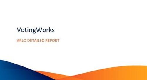 VotingWorks Security Compass ARLO Audit