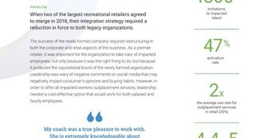 Intoo Retail Merger Case Study