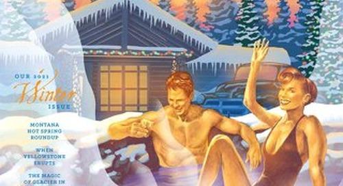 Distinctly Montana Winter 2021