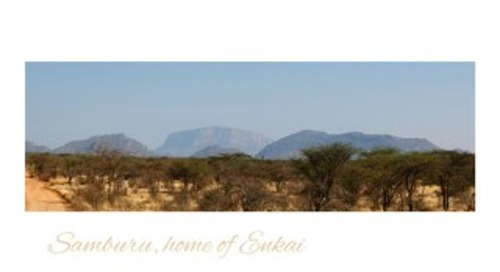 Samburu, home of Enkai