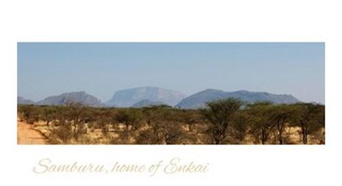 Samburu, home of Enkai