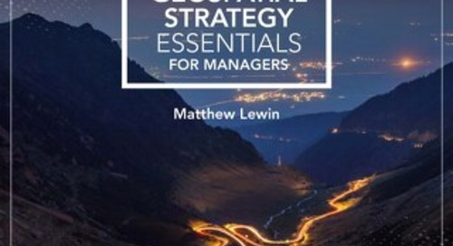 Geospatial Strategy Essentials For Managers