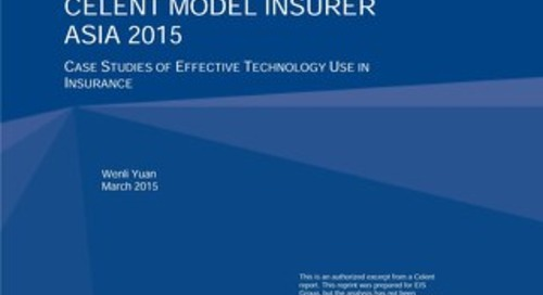 Celent Model Insurer Case Study: AMI