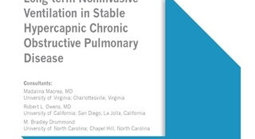 Long-Term Noninvasive Ventilation in Stable Hypercapnic Chronic Obstructive Pulmonary Disease