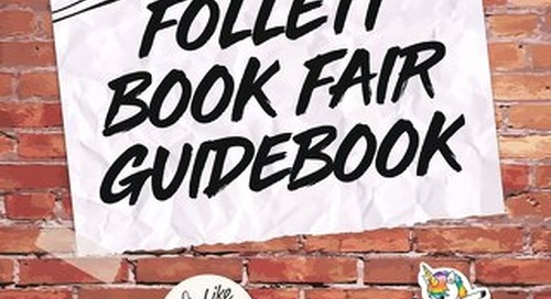 Follett Book Fair Guidebook - Middle School Spring 2021