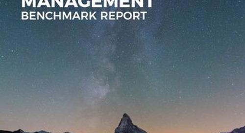 2019 Intelligent Information Management Benchmark