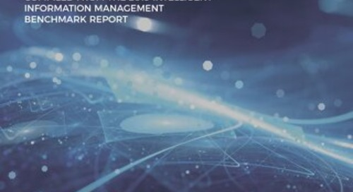 The Role of Artificial Intelligence in Information Management Report