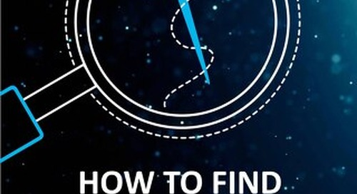How to Find a Needle in a Haystack
