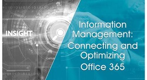 AIIM: Information Management - Connecting & Optimizing Office 365