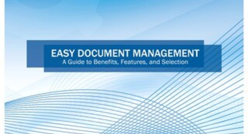 Easy Document Management