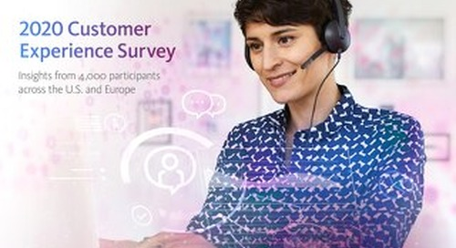 2020 Customer Experience Survey