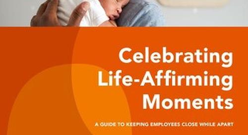 Celebrating Life-Affirming Moments