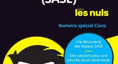 La sécurité au niveau des points d'accès (SASE) pour les Nuls
