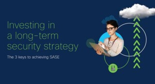 Investing in a long-term security strategy