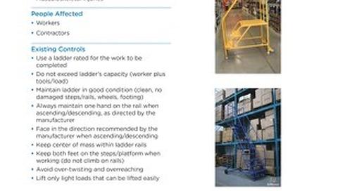 Job Aid - Mobile Ladders Platforms