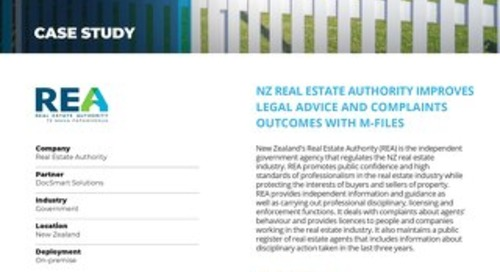 Real Estate Authority (REA)
