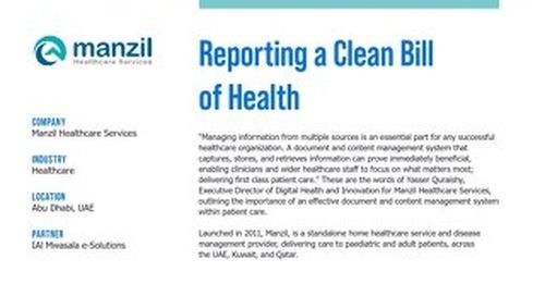 Manzil Healthcare