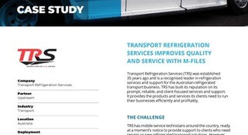Transport Refrigeration Services