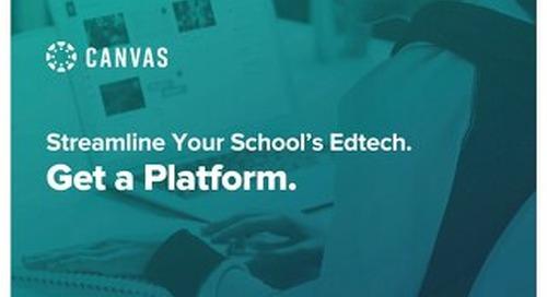 Streamline Your Schools Edtech