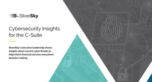 Cybersecurity Insights for the C-Suite