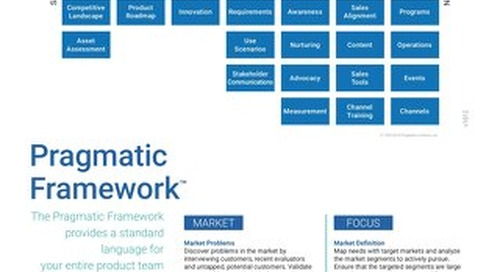 Pragmatic Framework Definitions