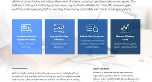 EMR Event Linking