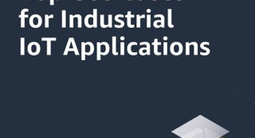 Top Use Cases for Industrial IoT