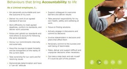 Accountability Behaviors (EN)
