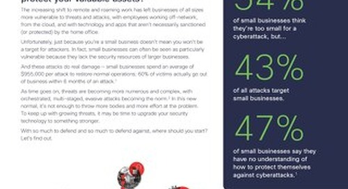 Big threats to small business