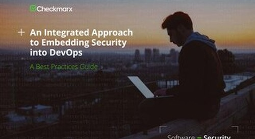 An Integrated Approach to Embedding Security into DevOps - A Best Practices Guide