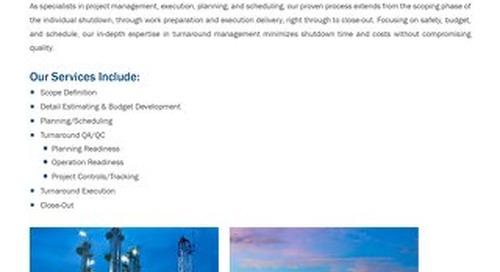 Turnaround Management Services