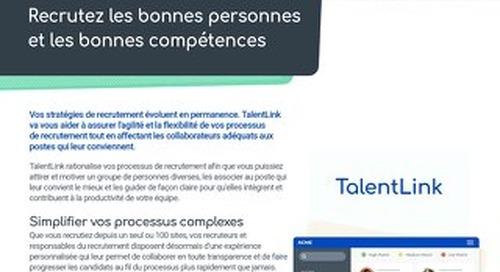 Cornerstone TalentLink