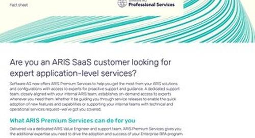 ARIS Premium Services