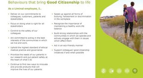 Good Citizenship Behaviors (EN)