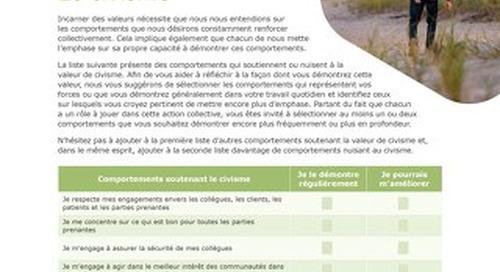 Liminal Good Citizenship Checklist (FR)