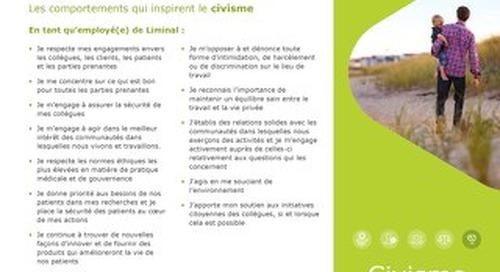 Good Citizenship Behaviors (FR)